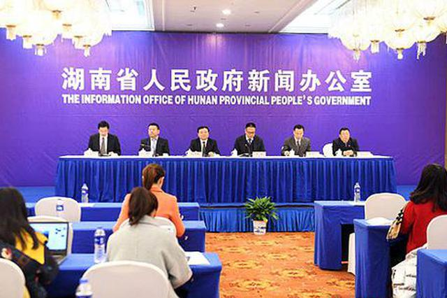 六大方面读懂湖南经济社会发展成就
