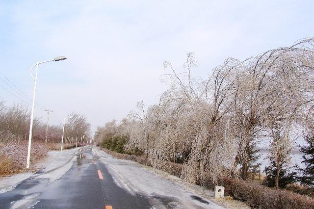 湖南发布低温雨雪黄色预警 多地将出现雨凇或积雪