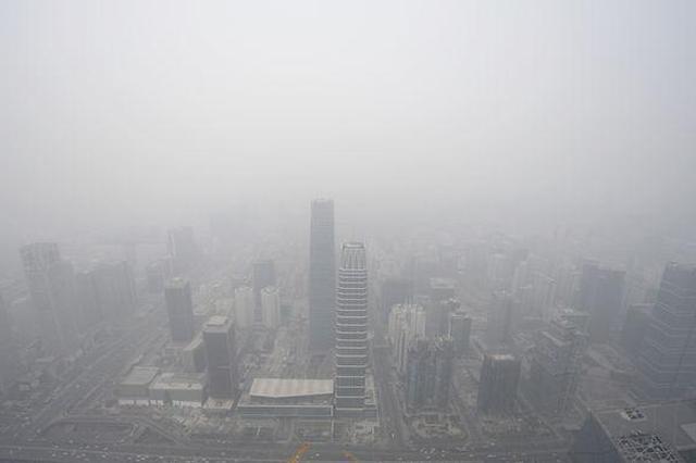 今晚开始常德市将受重污染带传输影响
