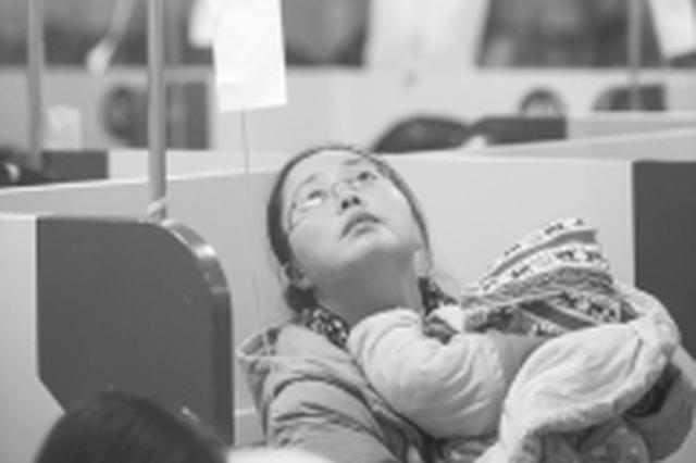 湖南流感发病量上升!各大医院儿科迎来接诊高峰