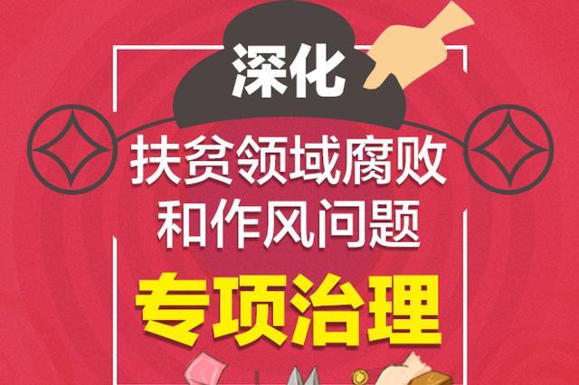 湖南:深化扶贫领域腐败和作风问题专项治理