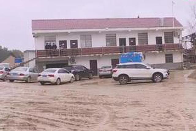攸县规范洣水挖砂作业 切实保护生态环境