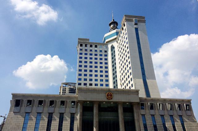"""湖南法院确保当事人拿""""真金白银"""" 三年执行到位1578亿"""