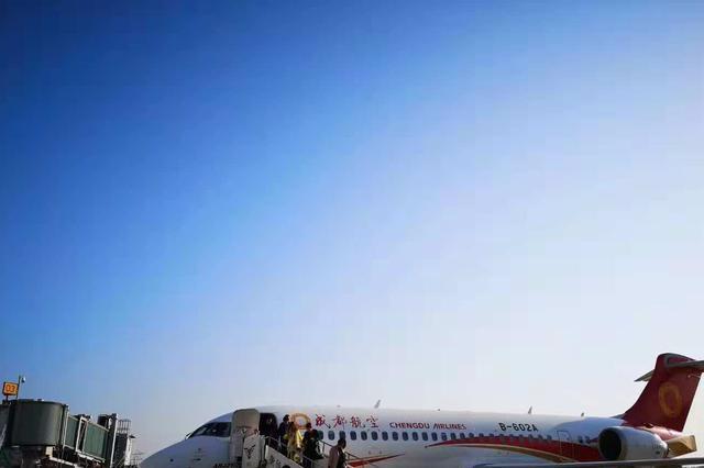 """""""衡阳—北海""""航线1月19日正式开通 预售票价仅3折"""