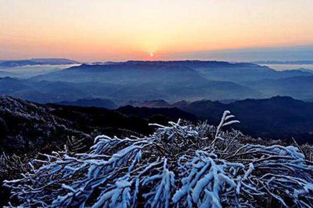 """湖南首批十佳""""冬季气候旅游目的地""""出炉"""
