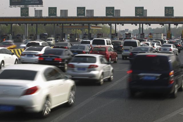 注意这些拥堵路段 长沙交警发布春运交通情况分析