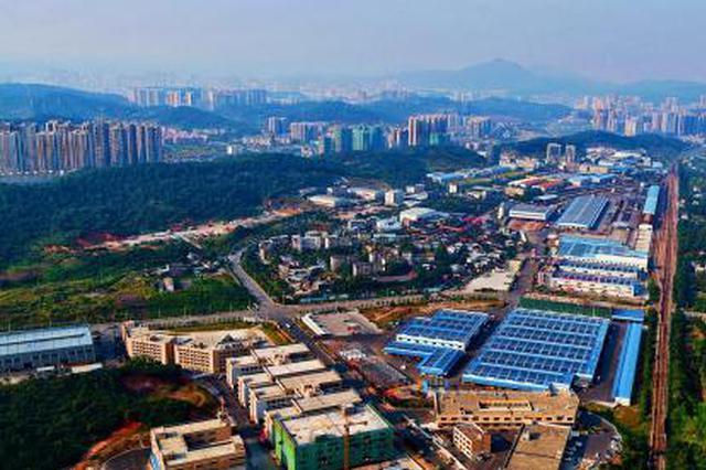 去年湖南GDP达36425.78亿元 办事业占比首破半壁江山