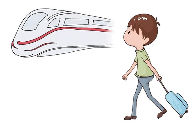 2月19日:长沙往广州火车有余票