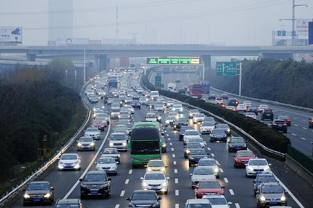 常德高速交警预计:2月13日至16日出现第二个返程高峰