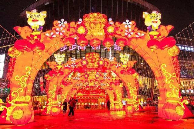 湖南各地多样文化活动打造快乐春节