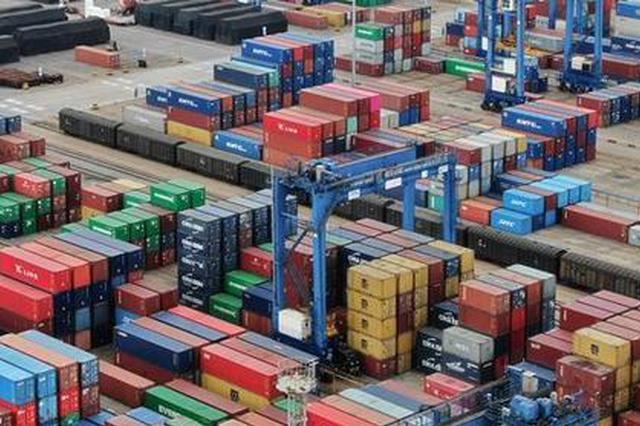 今年1月湖南外贸进出口增六成 增速全国第二