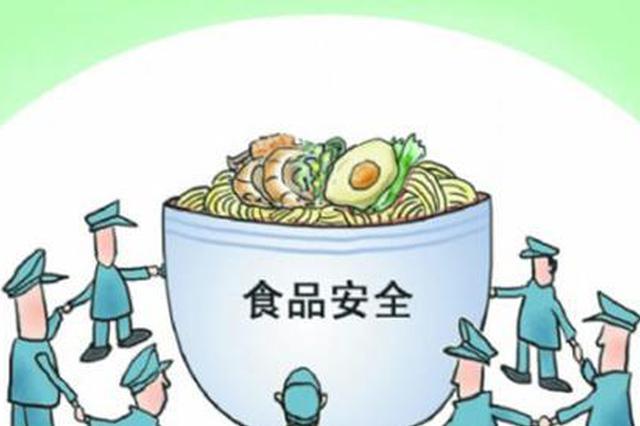 """永州""""群众食品安全满意度调查""""第五次排名全省第一"""
