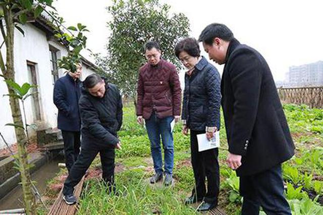 财政部副部长程丽华来湘开展慰问调研定点扶贫工作