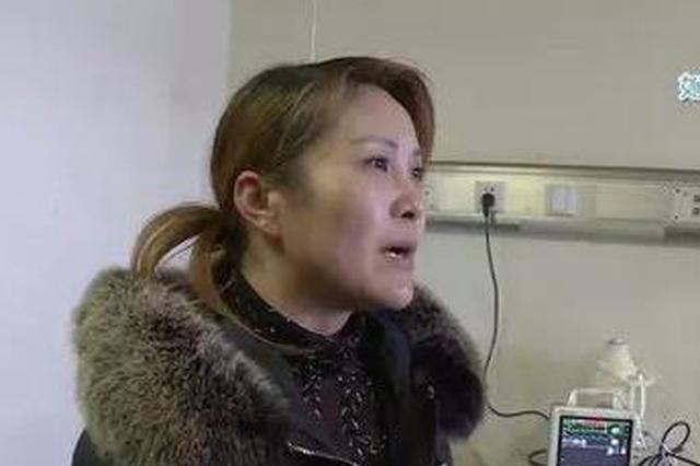 娄底女子炖猪脚高压锅爆炸 右眼受伤险些失明