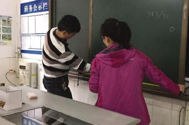 为孩子营造健康用眼环境 岳阳将监测教室设置