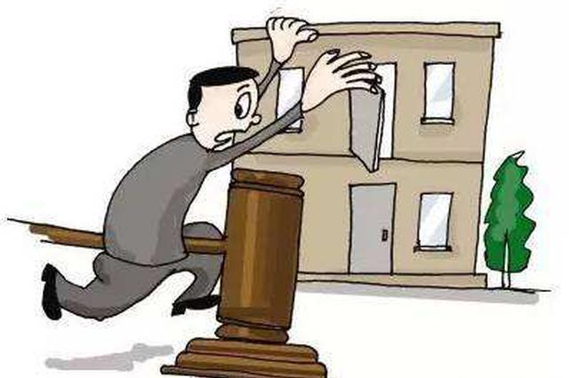 """宁乡法院:强制腾退一""""老赖""""房屋 彰显司法权威"""