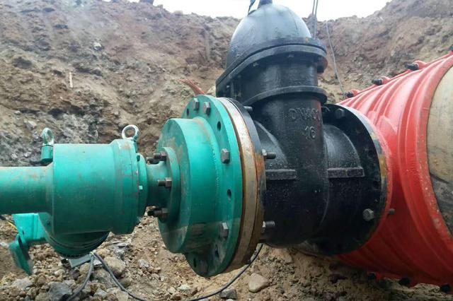 岳阳未来三年城区 将建截污管网558公里