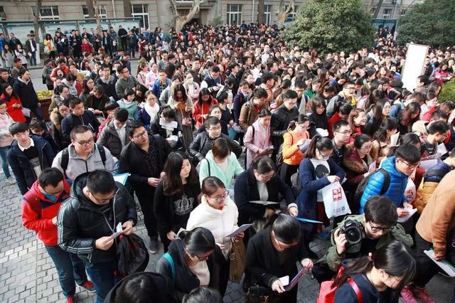 岳阳7130人参加今年公务员考试