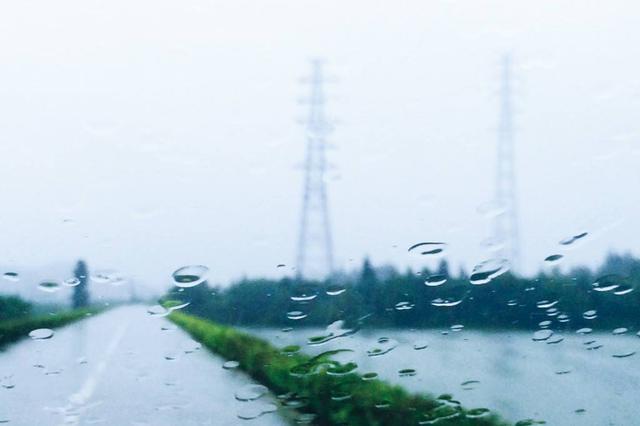 雨水霸占湖南天气舞台 湘中以南雨势较强