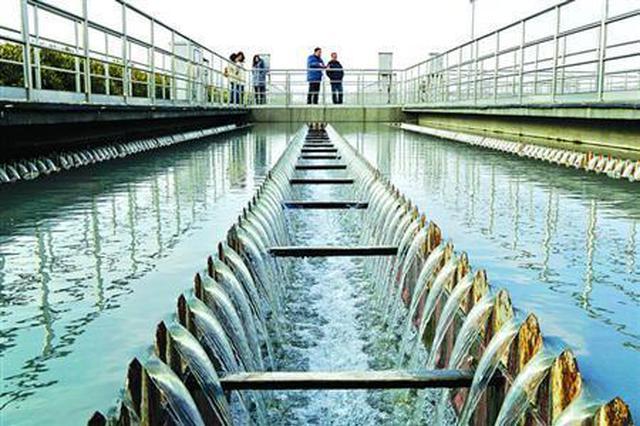 到2022年 湖南将实现建制镇污水处理全覆盖