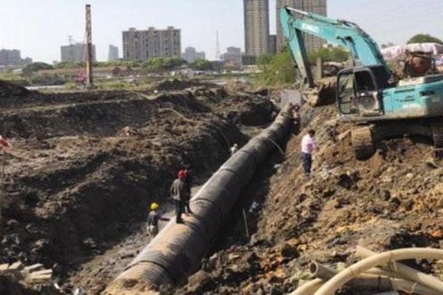 岳阳市城区三年将建截污管网558公里 已完成63公里