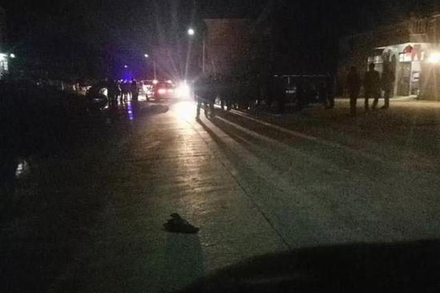 岳阳城郊发生一人致死交通事故 交警全城搜索逃逸司机