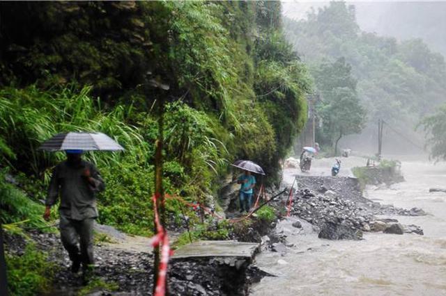 未来一周地质灾害、水库和中小河流洪水要重点防御