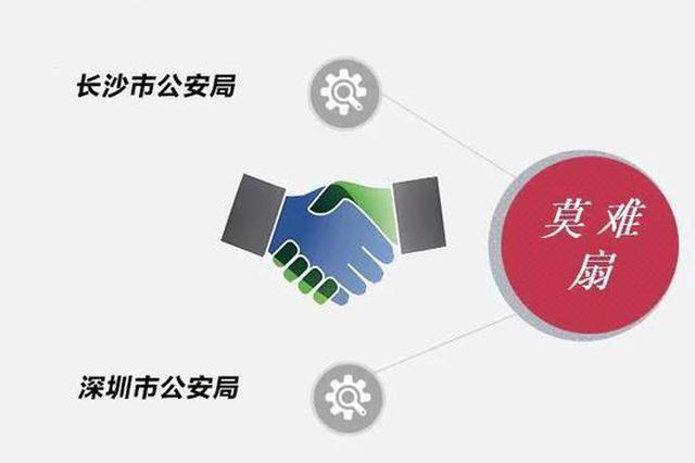"""长沙、深圳警方联合出击 破获特大""""时时?#30465;?#32593;络诈骗案"""