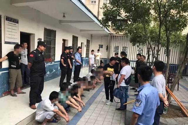 """岳阳抓获30名""""恋爱抢劫""""嫌犯  涉案金额高达数百万"""