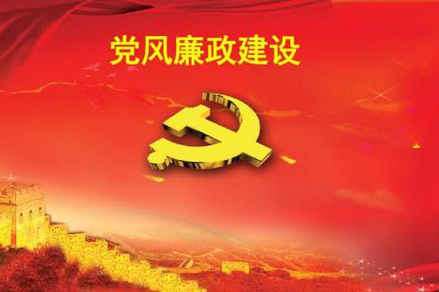 岳阳通报4起党风廉政建设责任追究典型案件