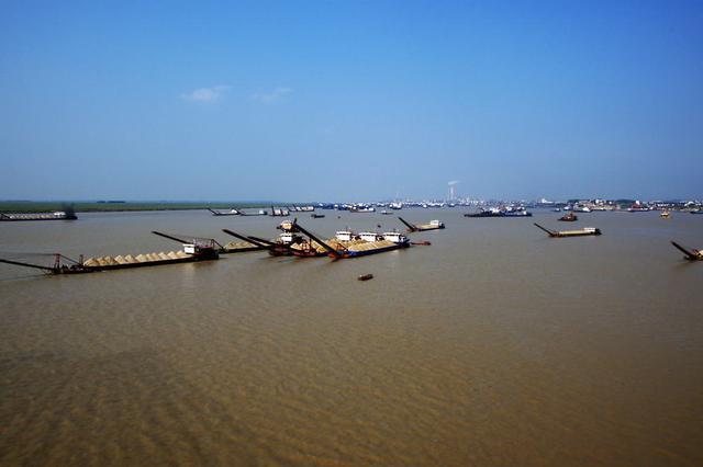 湖南公布长江干流湖南段河道采砂管理责任人名单