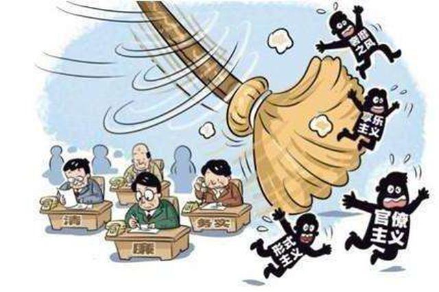 湖南省纪委通报6起形式主义、官僚主义典型问题