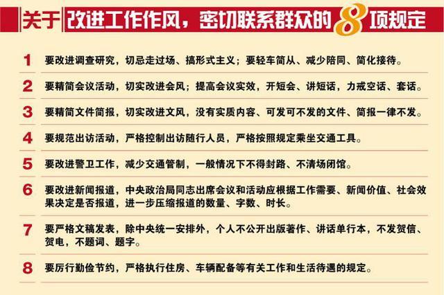 郴州通报5起违反中央八项规定精神问题典型案件