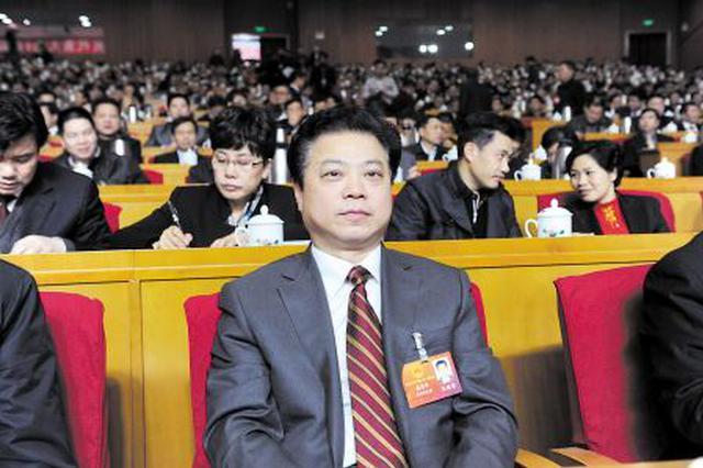 盛荣华履新中央网信办副主任一职