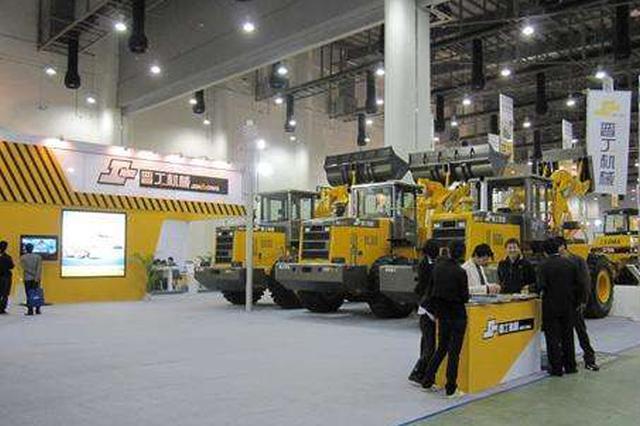 长沙国际工程机械展受市民追捧