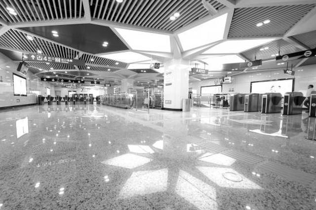长沙地铁4号线五大特色站点抢先看