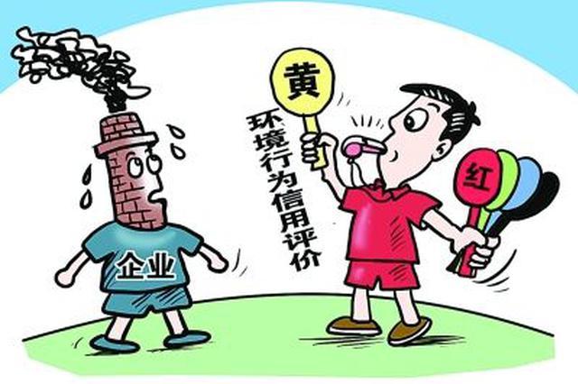 """公示中!湖南39家企业拟被评环境信用""""不良""""(附名单)"""