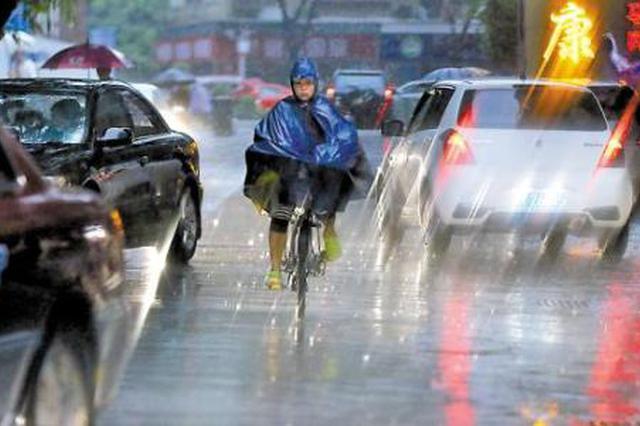 强降雨致湖南多地受灾
