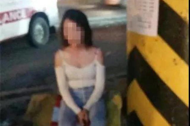 长沙90后女司机醉驾宝马致两人死亡 因与男友赌气喝闷酒