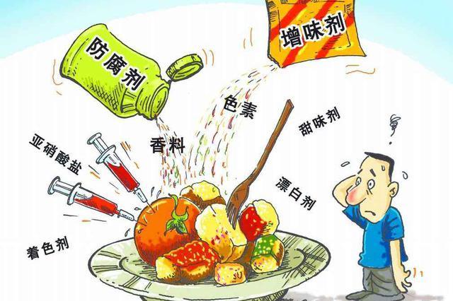 长沙:注意 这几批次食品抽检不合格