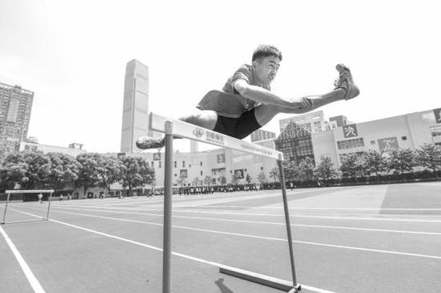 长沙伢子16岁起跑 世界等你精彩跨越