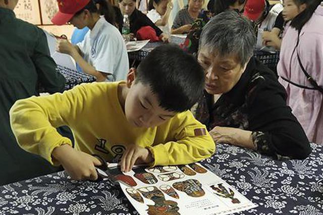 六一儿童节将至 长沙38位困境儿童获非遗大礼包