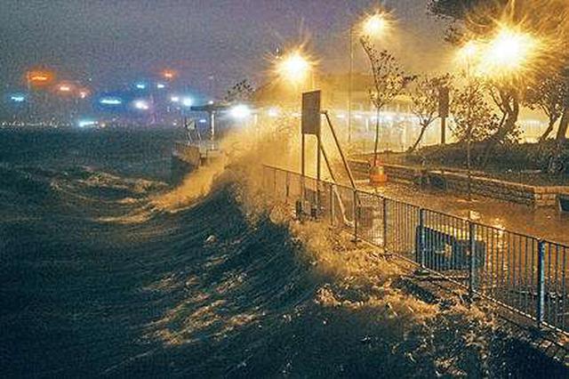 岳阳迎来今年入汛后最强降水 城陵矶站水位偏高