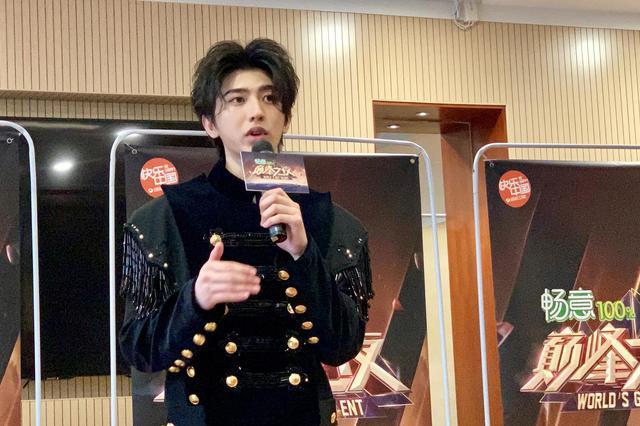 蔡徐坤重磅加盟《巅峰之夜》巅峰体验官正式上线