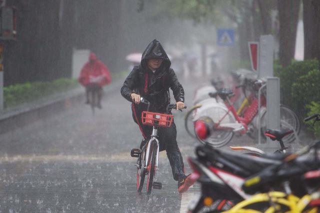 入汛后最强降雨袭击湖南 8个市州25个县市受灾