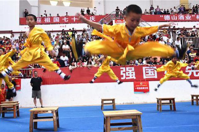 湖南省规模最大武术盛会!16个国家齐聚长沙展开巅峰对决
