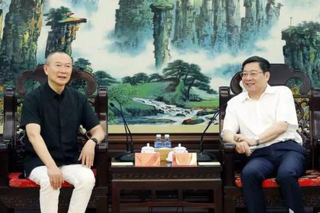 湖南省委书记杜家毫为何要见这位著名音乐家?