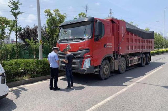 湖南交通安全整治攻坚战启动 首日查处违法2.1万余起