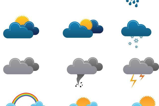 今明温度35℃+ 晴不过三天的湖南明晚降雨再度回
