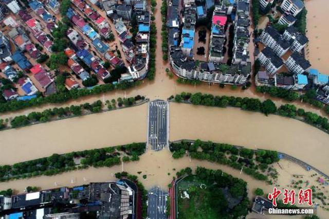 南方再迎强降雨 中国气象局启动四级应急响应